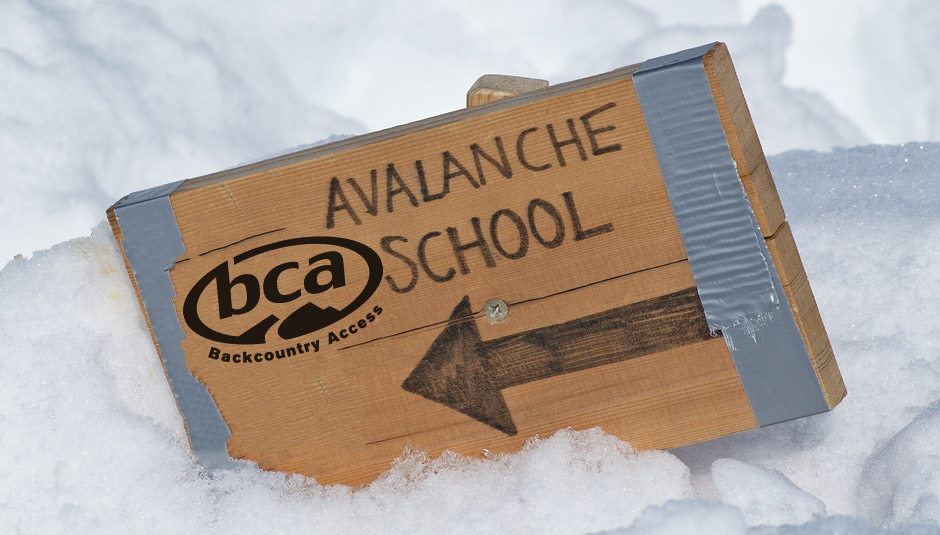 Avalanche education courses