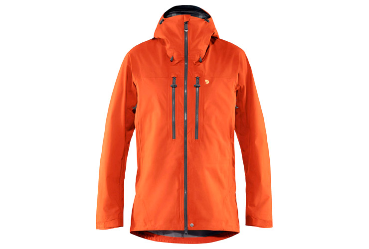 BERGTAGEN ECO-SHELL JACKET