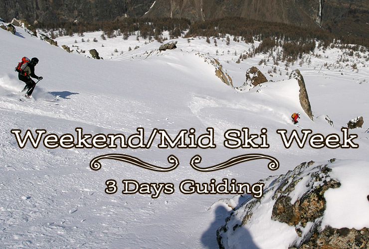 Long Ski Weekends Or Short Midweek Break